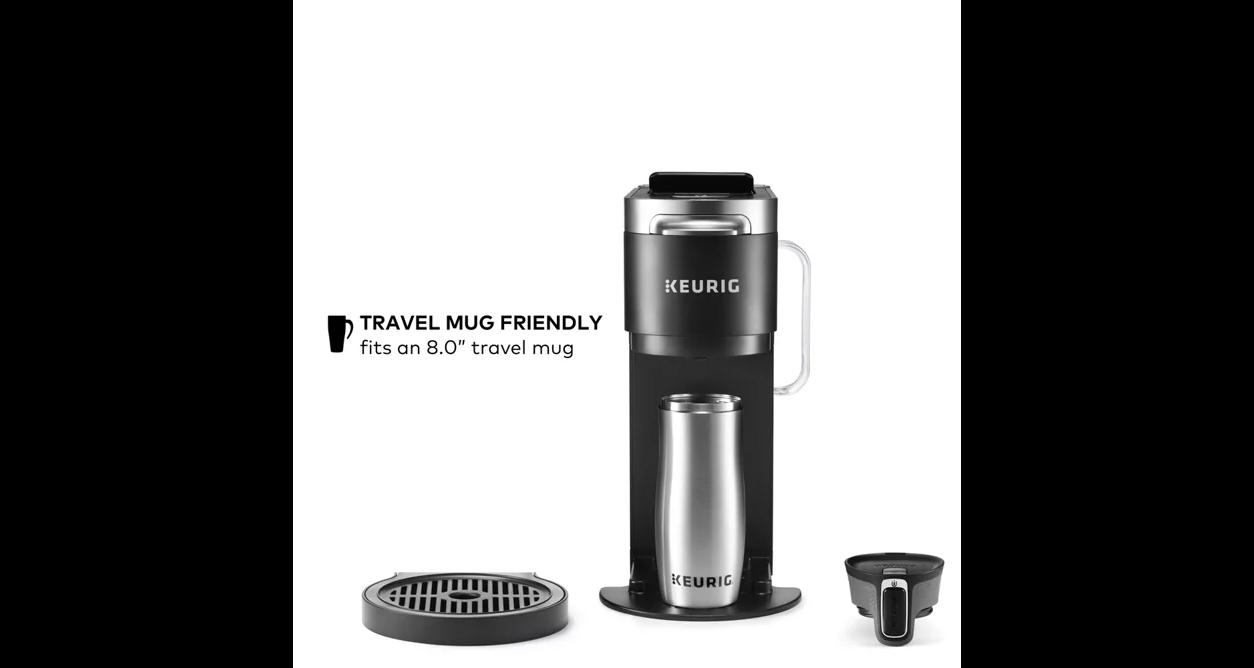 Keurig K-Duo Plus Single Serve & Carafe Coffee Maker - Nezmart