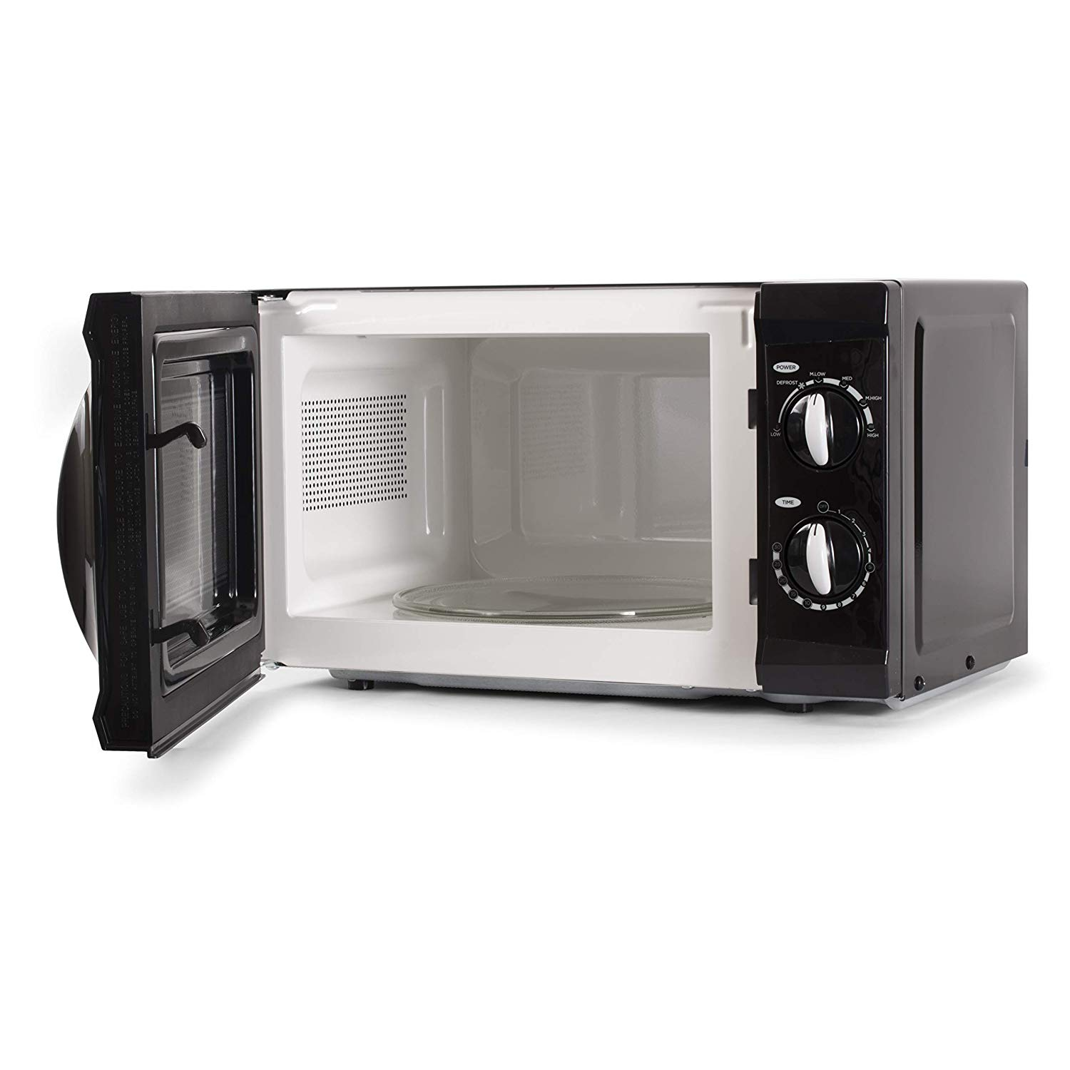 Commercial Chef Chm660b Countertop Counter Top Microwave