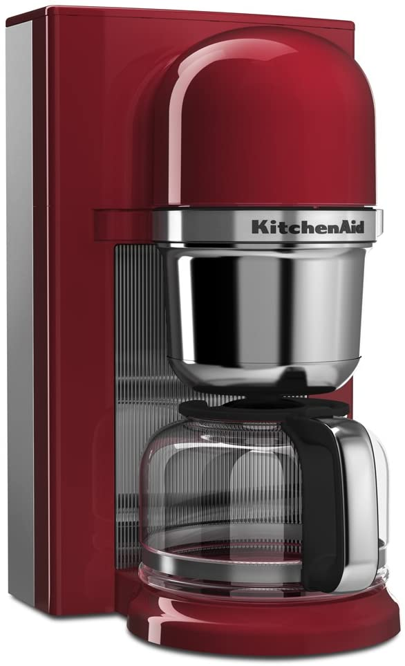 Kitchenaid Custom Pour Over Brewer Kcm0802er Empire Red