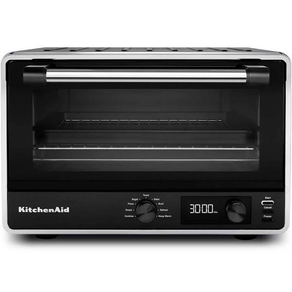 Kitchenaid Digital Countertop Oven Black Matte