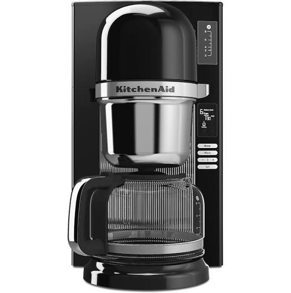 Kitchenaid Kcm0802ob 8 Cup Coffee Maker Onyx Black Nezmart